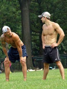 eye candi, country boys, guy, parks, sports, hot, men, cowboy hats, central park