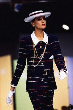 coco chanel, chanel catwalk, accessori, ine de, la fressang, coco loco, fashion women, chanel fashion, hat