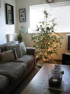 charlie brown christmas tree.
