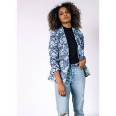 Empower Wildflower Tux Blazer | Wildfang - Style + Culture for the Modern Feminist