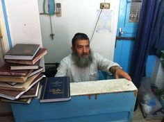 """Haim Bittan is a rabbi in the Djerba town of Hara Kabira (meaning """"Big Ghetto""""), where most of the island's Jews reside. He downplayed the political change since last years uprising: """"Until now, there is no change for us, but we don't know what the future will hold."""""""