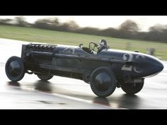 """""""The Brutus"""" powered by BMW 46 litre V12"""