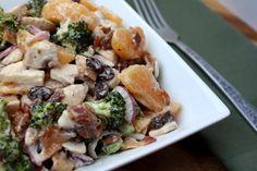 kitchens, salad dress, salad recipes, roast broccoli, broccoli salad