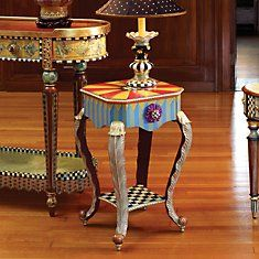 Accent & Occasional Tables  MacKenzie Child's