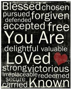 Red Letter Words - Christian Wall Art, Quotes & Paintings - Inspirational Christian Art , Scriptures & Canvas Prints