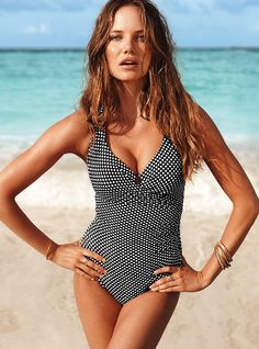 Firm Control Shaping Halter One-piece - Magicsuit® - Victoria's Secret