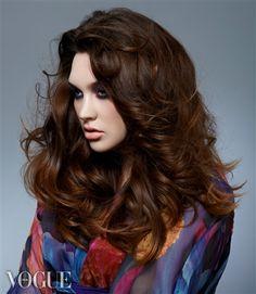 models, hair hair, gorgeousharriet coleman, size model, vogue italia, milk, colors, gorgeous color