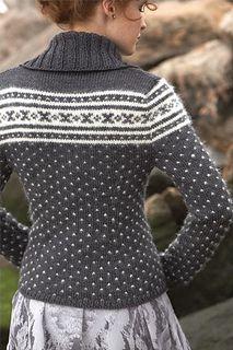 Nordic_cardigan_vogue_knitting_fall_2011_back_small2 libraries, nordic cardigan, sweater, cardigan pattern, woman fashion, patterns, nordic style, fashion outfits, cardi knit