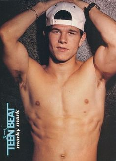41 Shirtless Pictures Of Mark Wahlberg For His 41st Birthday - OMG this takes me back!!
