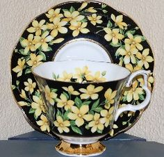 Royal Albert China - Jasmine teacup