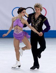 Gold Medalist Ice Dancers Meryl Davis Charlie White - Sochi Olympic Winners Meryl Davis And Charlie White - Cosmopolitan