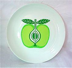 Day 149 - ARABIA FINLAND Kaj FRANCK Apple Plate