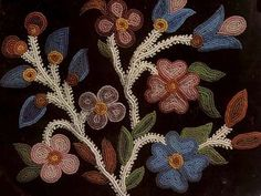woodland indian beading | KET Distance Learning - HUMANITIES - PAINTING GALLERY