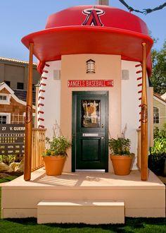 Anaheim Angels Playhouse - WOW!
