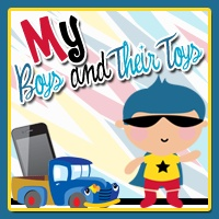 Awesome blog you should visit. http://www.myboysandtheirtoys.com/