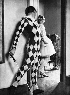 Invitation Photo by Madame Yevonde, 1925