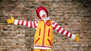 Is this really Ronald McDonald?