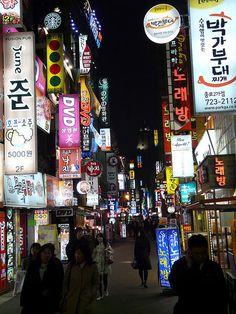 south korea.