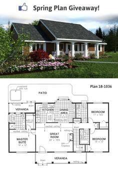 House plan- nice house