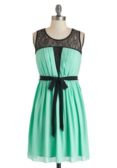 The Mo-Mint Is Yours Dress