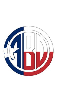 Texas Flag Monogram DIY- Apply yourself, comes in variety of sizes!