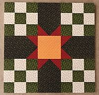 Stepping Stones Barn Quilt