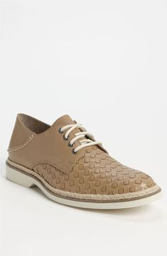Sperry Top-Sider® 'Boat Ox' Woven Buck Shoe | Nordstrom