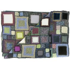 Sophie Digard crochet - Moorland Squares