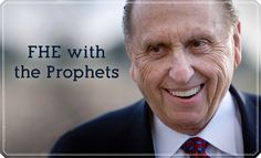 Series of 16 FHE lessons--one with teachings from every Latter-day Prophet