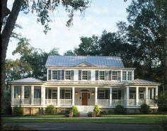 Southern Living New Carolina Island House plans