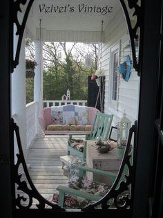 Beautiful porch