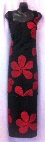 beautiful pair / puletasi to order from www.runik.com.au
