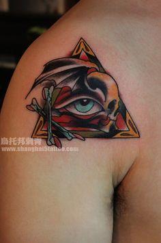 eagle #eye #tattoo