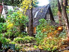 Melrose Cottage  Walk