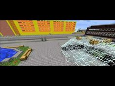 VIDEO - Mina Kvarter - Urban redesign project envisioned by local residents using Minecraft!