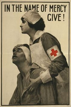 War time nursing.