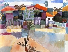 Paul Klee St Germain