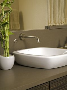 Modern Bathroom Sink Design, Pictures, Remodel, Decor and Ideas
