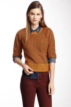 Sally Knit Linen Sweater on HauteLook