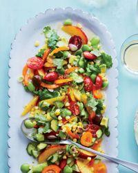 "Summer Vegetable ""Ceviche"" Recipe"