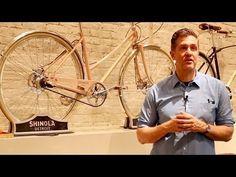 Tour Shinola's NYC Shop with Creative Director Daniel Caudill   Behind T...