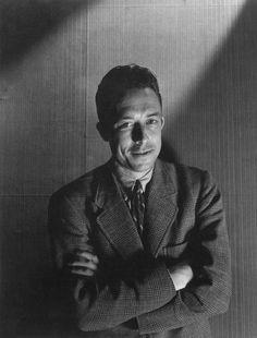 Albert Camus by Cecil Beaton, 1946