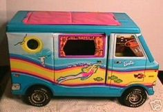 1974 - Barbie Beach Bus