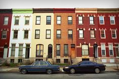 rowhouses (baltimore, md)