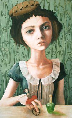 Marcelina by Nom Kinnear King