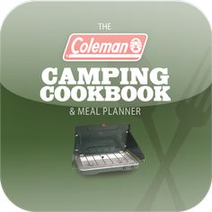 Camping Apps: Classic Camping Cookbook & Meal Planner (Free App)