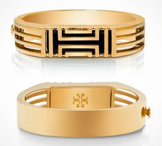 Stay active in style with Tory Burch for FitBit. activ track, fitbit tory burch, stay activ, tori burch fitbit
