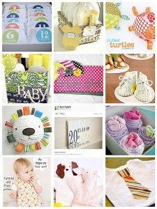 12 best diy baby shower gifts