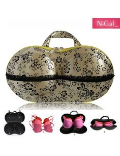 Bra, Panty and Lingerie Organiser Travel Bag, NBB12
