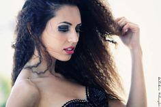 Bmg Model: Vesna Mitrovic  Hair & Makeup: Anita Arsova  Photographer: Dalibor Tolevski   Designer: Claire Ann - Gypsy Couture